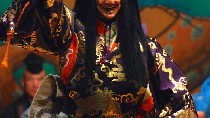 舞囃子「神舞」桂三 2020