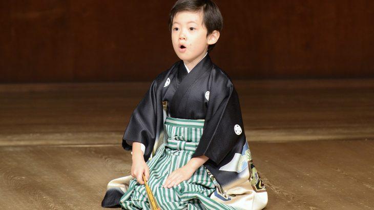 独吟 「岩船」凜三(5歳) 2011.10.2桂諷会大会
